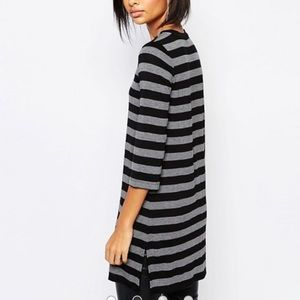 *3/20* ASOS Striped Casual Dress